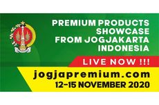 Dukung IKM Berkualitas Ekspor, Disperindag Yogyakarta Selenggarakan Pameran Virtual