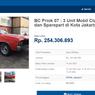 Bea Cukai Lelang 3 Mobil Klasik, Harga Mulai Rp 254,3 Juta