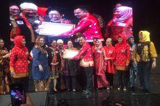 Kebanggaan Megawati Pernah Ikut Kibarkan Bendera Pusaka