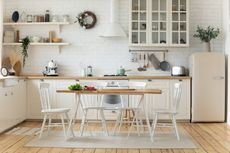 Tiga Cara Mudah Bikin Dapur Lebih Segar