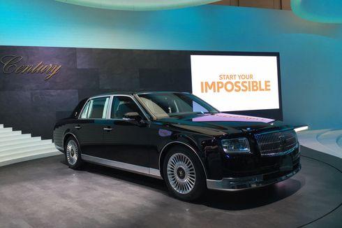 Tertarik Punya Mobil Mewah Kaisar Jepang Toyota Century, Ini Syaratnya