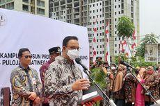 Anies: IMB Kampung Tanah Merah Jadi Izin untuk Kawasan Pertama di Indonesia