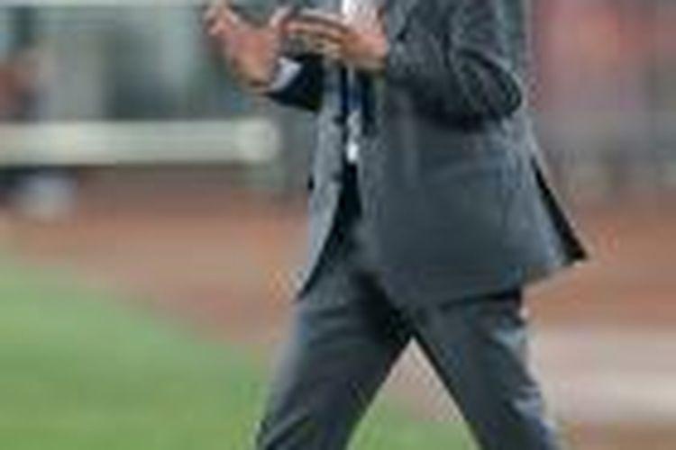 Pelatih Guangzhou Evergrande, Marcello Lippi.