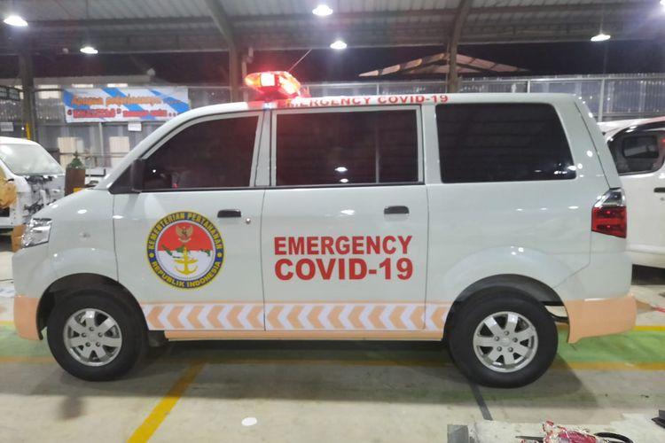 Ambulans Suzuki APV