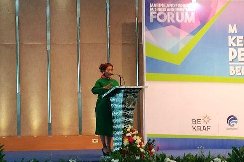 Menteri Susi Ingin Indonesia Punya
