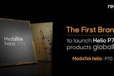 Realme U Dikonfirmasi Pakai Chip Helio P70