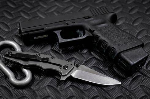 Bawa Pisau dan Pistol ke Sekolah, Guru SD di Florida Ditahan