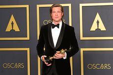 Brad Pitt Menangis Lihat Youn Yuh Jung Pidato Saat Terima Piala Oscar 2021