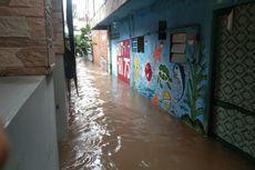 Sempat Surut, Permukiman di Kebon Pala Jakarta Timur Kebanjiran Lagi