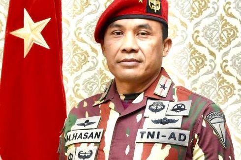 Jelang HUT ke-75 TNI, Grup 2 Kopassus Gelar Lomba Tembak
