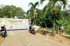 Banyak Pedagang Merugi karena Perbaikan Jembatan di Bambu Apus, Dinas PU Tangsel: Tidak Ada Kompensasi