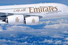 Emirates Maskapai Terbaik Dunia