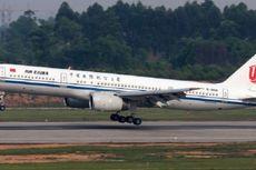 Ada Jenazah di Dalam Toilet, Pesawat Air China Mendarat Darurat