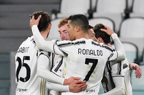 Juventus Vs Spezia - Ronaldo dkk Menang Telak, Pirlo Puji Pemain Pengganti