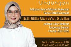 Soal Poster Hanura Beri Dukungan, Ketua DPC Sebut Putri Ma'ruf Amin Terlalu Genit
