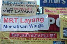 Penolak MRT Layang: Basuki Dilaporkan ke Polisi untuk Tradisi Baru