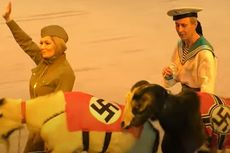 Sirkus Rusia Picu Kemarahan karena Hewan yang Ditampilkan Pakai Baju Bersimbol Nazi