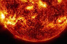 Dahsyatnya Matahari dalam Video Resolusi 4K