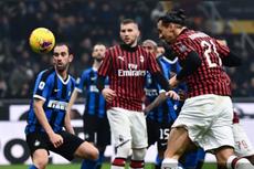 5 Rekor yang Tercipta dari Laga Inter Vs Milan