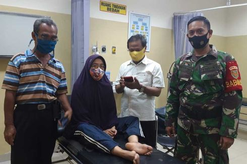 Detik-detik Ibu Rumah Tangga Terkena Peluru Nyasar, Dengar Suara Tembakan dan Lemas