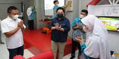 Dukung Pendidikan Anak Bangsa, Telkom Hadirkan Laboratorium Fiber Optic