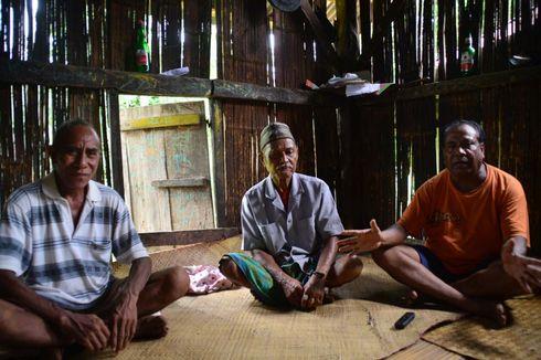 Podo Puzu, Ritual Mistis Suku Kengge di Flores