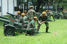 21 Tembakan Meriam Akan Sambut Raja Salman di Bogor