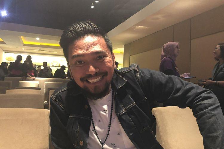 Imam Darto saat dijumpai dalam film Abracadabra di XXI Plaza Indonesia, Jakarta Pusat pada Rabu (8/1/2020).