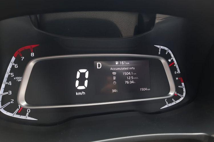 Konsumsi BBM Kia Sonet 7-Seater