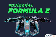 INFOGRAFIK: Mengenal Apa Itu Formula E?