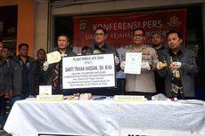 Lagi, Polisi Tangkap 3 Anggota Sindikat Penipu Bermodus Notaris Palsu