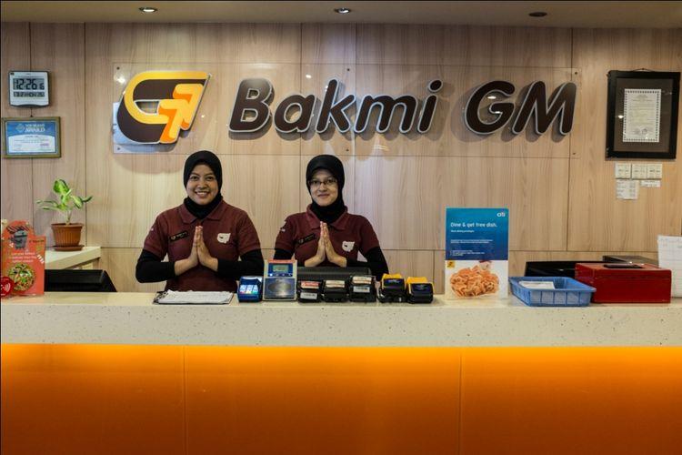 Pegawai Bakmi GM.