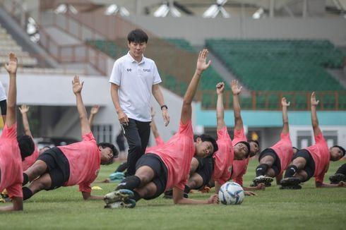 PSSI Jawab Kritik Shin Tae-yong soal Lapangan Stadion Wibawa Mukti