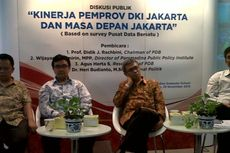 Survei: Warga Puas kepada Jokowi, Kecuali soal Macet dan Angkutan Umum