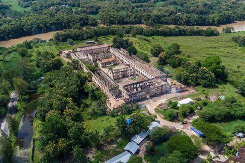 Seharian Wisata di Sekitar Benteng Pendem Ngawi, Bisa ke Taman Candi