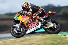 Hasil Moto2 GP Perancis - Raul Fernandez Podium, Mas Bo Tembus 5 Besar
