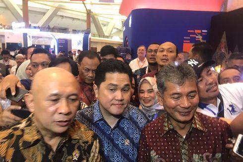 Erick Thohir: Sarinah akan Dijadikan Pusat UMKM