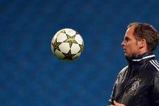 Tottenham Lirik Frank de Boer