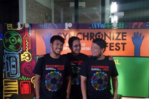 22 Nama Baru Lengkapi Daftar Pengisi Acara Synchronize Fest 2017