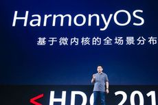 CEO Huawei Sesumbar Harmony OS Bakal Saingi Apple iOS