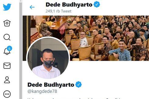Profil Kang Dede, Komisaris Pelni dan Tim Medsos Jokowi Saat Pilpres