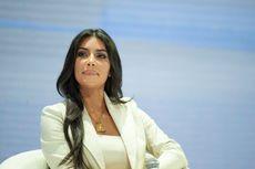 Lini Pakaian Dalam Kim Kardashian Bakal Dipakai di Olimpiade Tokyo