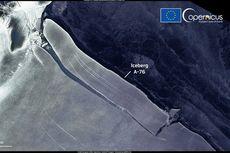 Pakar Ungkap Penyebab Gunung Es Sebesar Pulau Madura Pecah dan Akibatnya