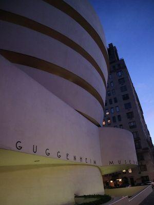 Museum Solomon Guggenheim New York