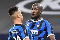 Inter Vs Shakhtar, Bukti Ketajaman Duet Romelu Lukaku-Lautaro Martinez