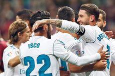 Hasil Liga Spanyol, Real Madrid Terus Tempel Barcelona dan Valencia