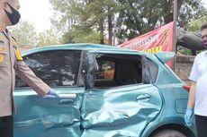 Tak Terima Ditegur, Pengendara Mobil Ugal-ugalan Tabrak Polisi hingga Tewas