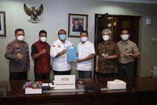 Buruh Serahkan Petisi May Day ke Moeldoko dan Pramono Anung