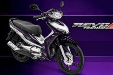 Honda Revo AT dan Yamaha Lexam, Konsep Bebek Matik yang Gagal