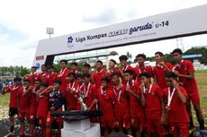 SSB Bina Taruna Jadi Juara Liga Kompas U-14 2018-2019
